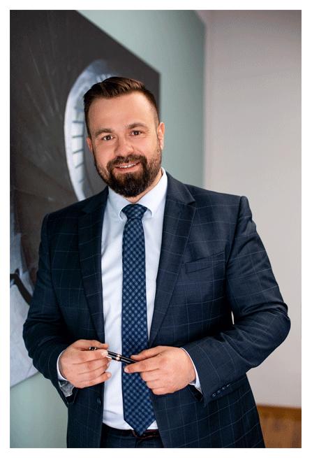 Notariusz Katowice - Marcin Onichimowski